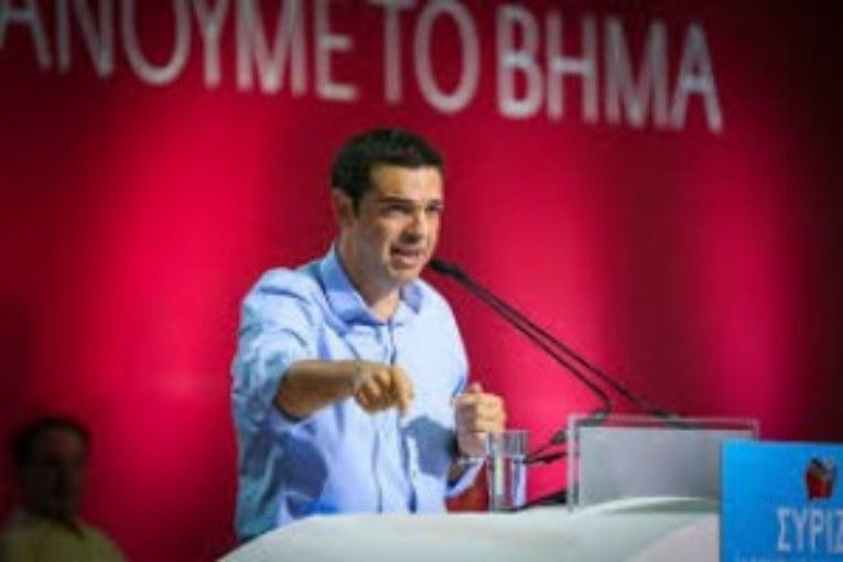 Il nuovo che fare di Tsipras. Discorso da Salonicco