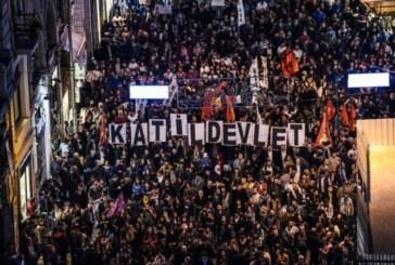 In piazza in tutta Italia dopo le bombe di Ankara