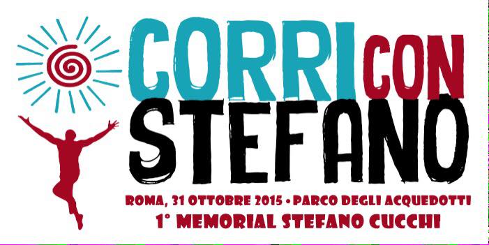 Memorial Cucchi: corri con Stefano!