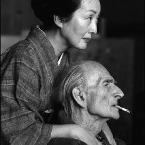 Balthus e la moglie Setsuko