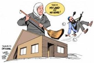Dizionario a uso dei media per descrivere la situazione in Palestina