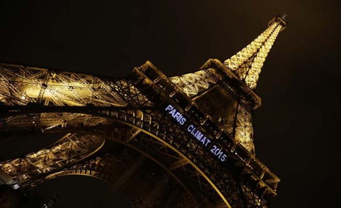 cambiamenti climatici vertice parigi