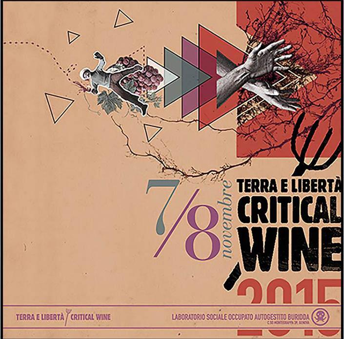 Il vino militante di Critical Wine