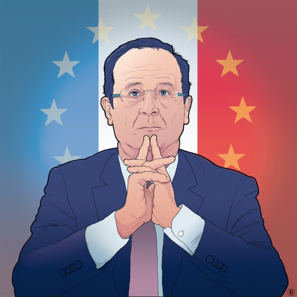 Hollande, il presidente in guerra