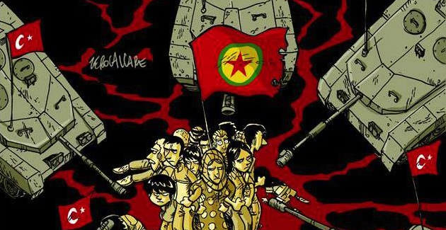 Facebook censura i curdi mentre Erdogan li massacra