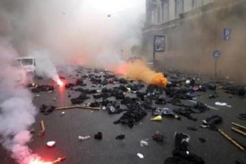 Expo, arresti di anarchici per il riot del primo maggio