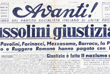 Morto il partigiano che scrisse di aver fucilato Mussolini