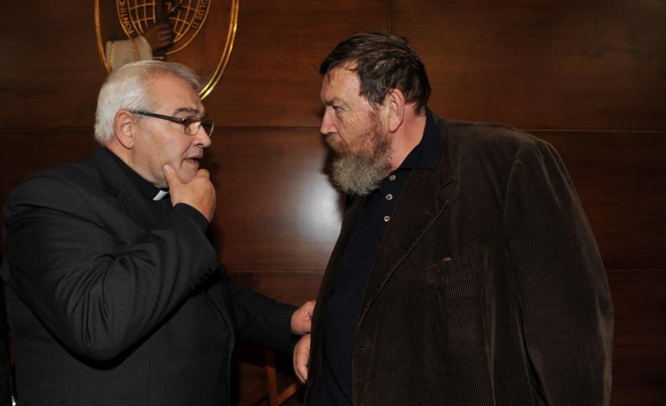 monsignor Negri e l'ateo devoto Giuliano Ferrara