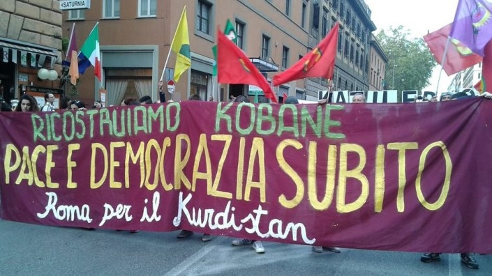roma per kobane 2