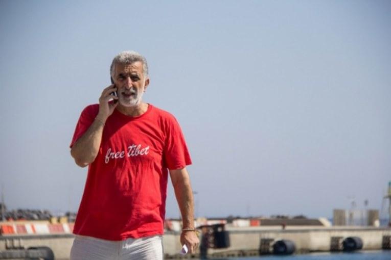 Messina, un'opera e una piazza per il profugo ignoto