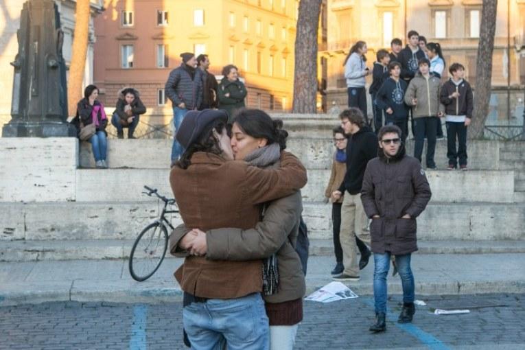 L'album fotografico della Marcia dei Diritti di Roma