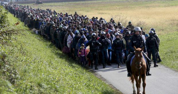 Da Calais a Kos, tutti alla guerra ai migranti