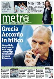 Metro in sciopero: free press contro free boss