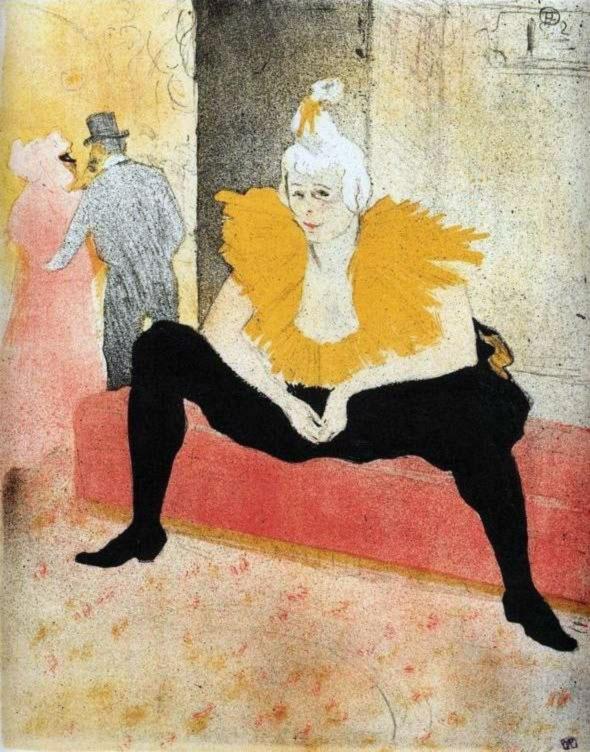 Lautrec, epitaffio sulla modernità
