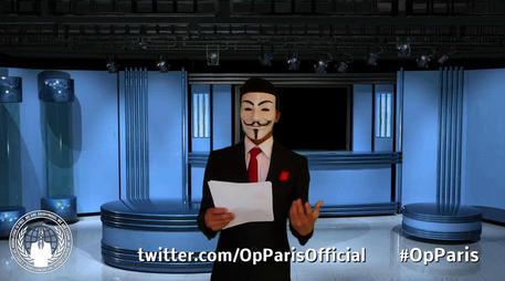 ++ Anonymous minaccia Isis, 'più vicini ai tuoi padroni' ++