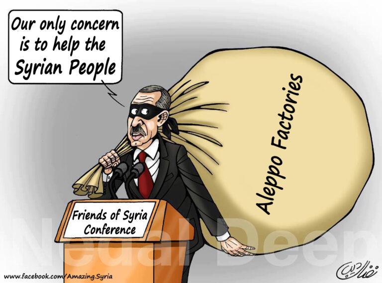 Siria, partita a scacchi con l'Apocalisse