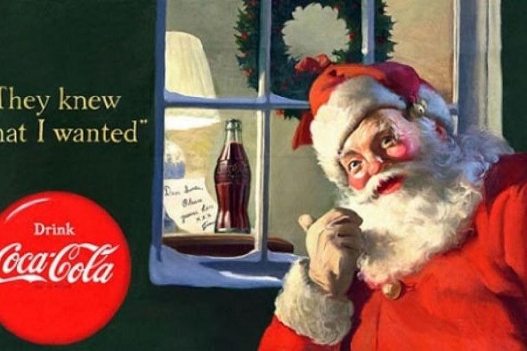 Babbo Natale, santo laico