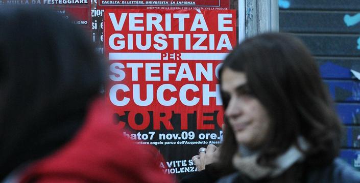 """""""Perito massone, via dal caso Cucchi"""""""