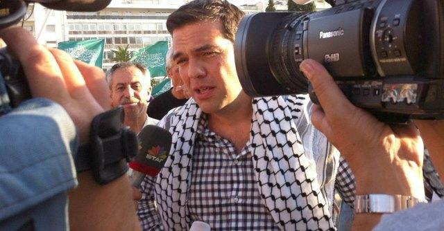 Tsipras, l'amico di Israele
