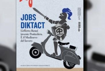 Piaggio, scioperi contro il jobs act? Allora ti licenzio