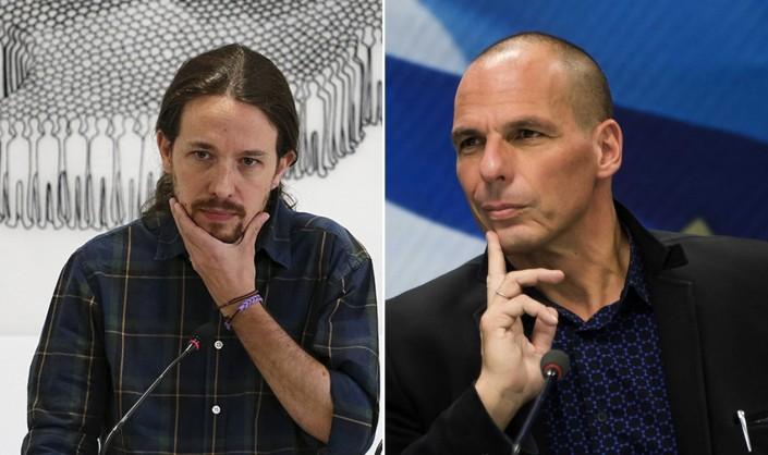"""Varoufakis: """"La Troika legherà le mani di un governo PSOE-Podemos"""""""