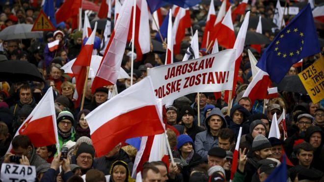 """Polonia, verso il """"modello Orbán"""""""