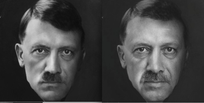 Gaffe di Erdogan: «In Turchia farei come Hitler»
