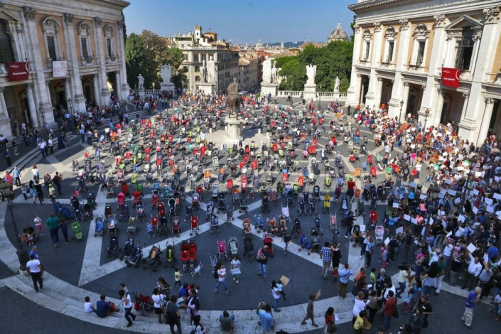 Roma, il commissario tronca gli asili, come avrebbe fatto Marino