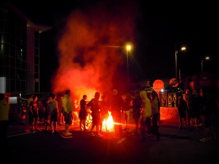 Brescia, se il Ku Klux Klan va in gita in Val Trompia
