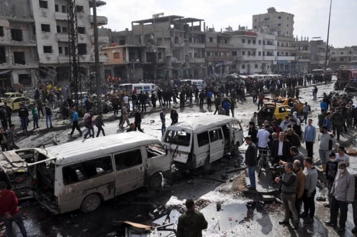 Siria, popolazione civile sempre nel mirino