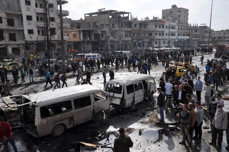 SYRIA-CONFLICT-ATTACK