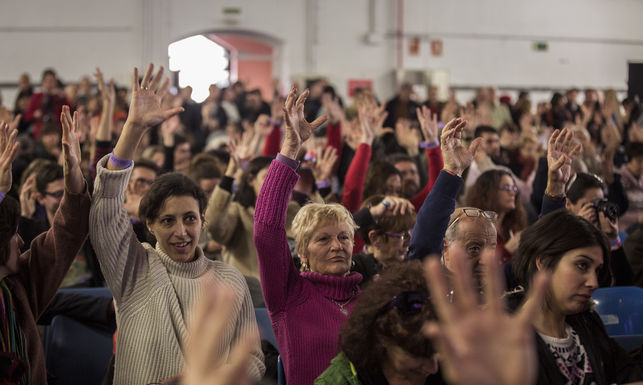Plan B, da Madrid per una ribellione democratica