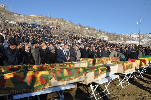 Turchia, scorre altro sangue curdo