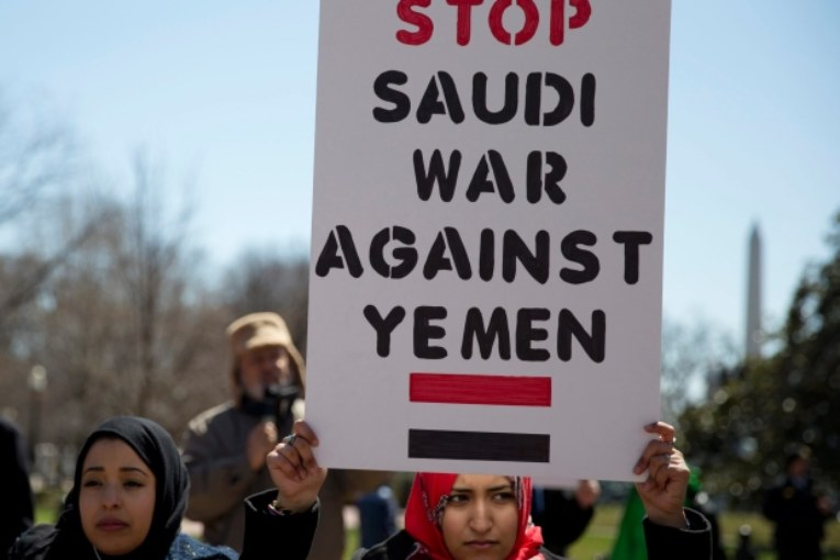 Stop alle armi ai sauditi. Ce lo chiede lo Yemen
