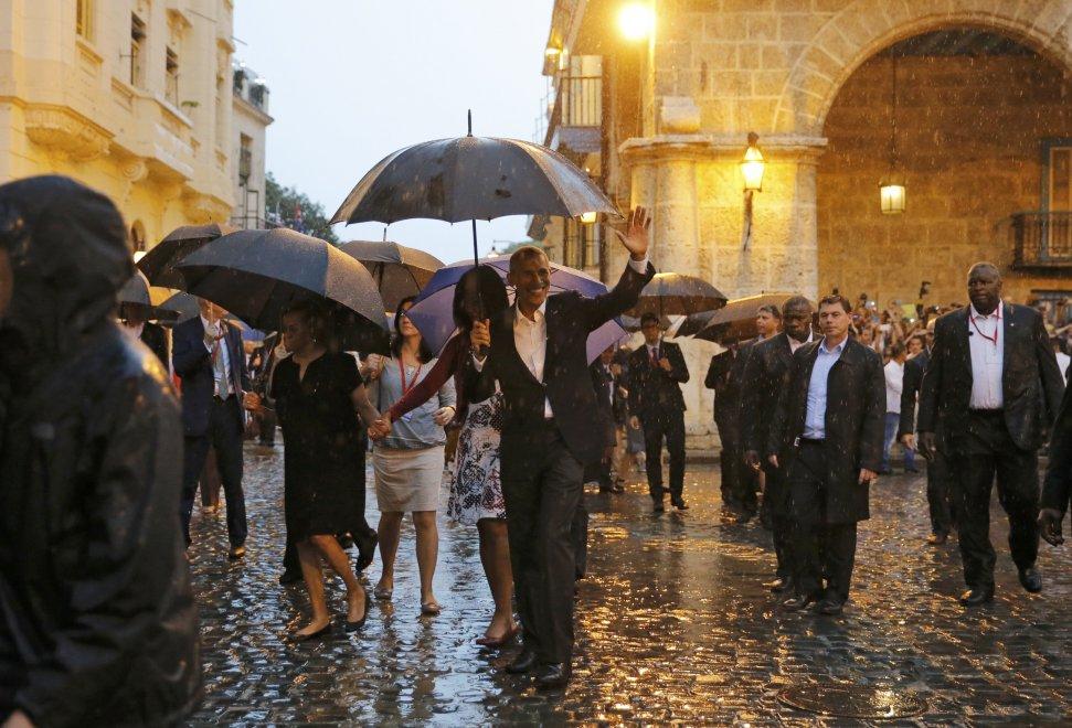 Obama, la primavera cubana