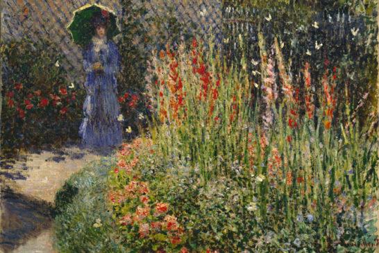06 - Claude Monet - Gladioli