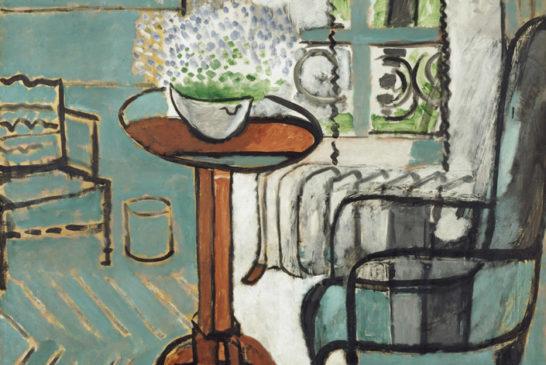 29 - Henri Matisse - La Finestra