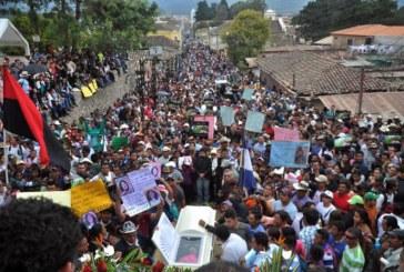 Video: La figlia di Berta Caceres denuncia gli assassini