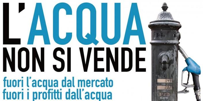 Renzi e Madia, ladri di acqua