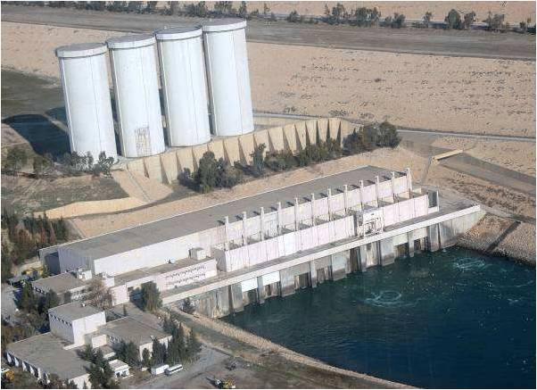 Mosul: l'intervento italiano e i rischi delle grandi dighe