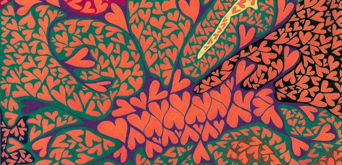 Gli eguali si attraggono, almeno psichiatricamente   (Julis Cseko - Amour fou (5) - 2012 - http://artfetch.com/)