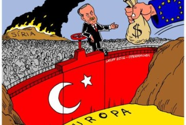 L'Europa che muore chiude le porte ai migranti