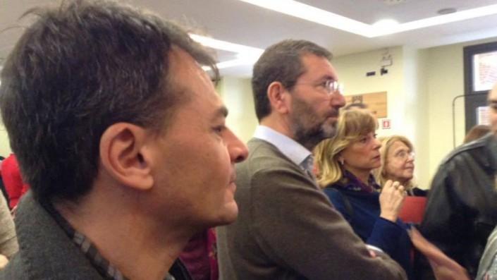Marino vede Fassina e Orfini vede rosso e anche Ferrero si urta