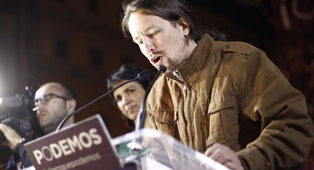 """Spagna. La """"crisi"""" di Podemos"""