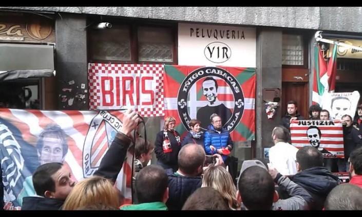 Bilbao, stanno coprendo il poliziotto che ha assassinato Pitu