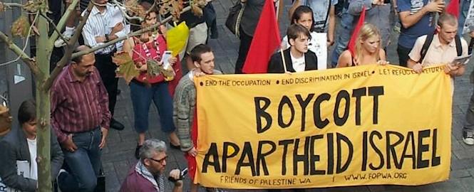 Il ministro del Mossad: uccidere chi boicotta israele