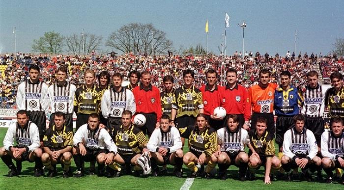 Belgrado 1999, un calcio alla guerra