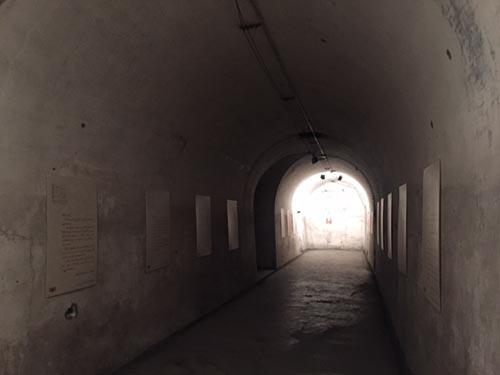 Il sotterraneo della tortura