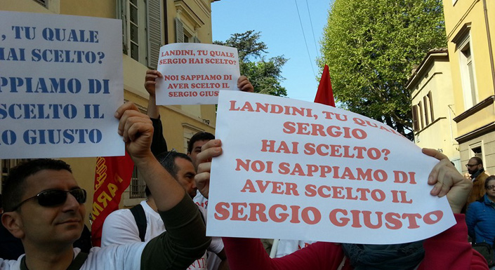Bellavita non deve fare il sindacalista. Camusso sottoscrive Landini