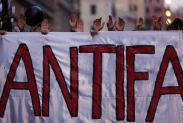 Roma antifascista, Casapound not welcome!